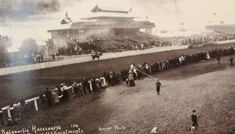 Kalgoorlie-Boulder Racing Club