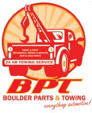 Boulder parts